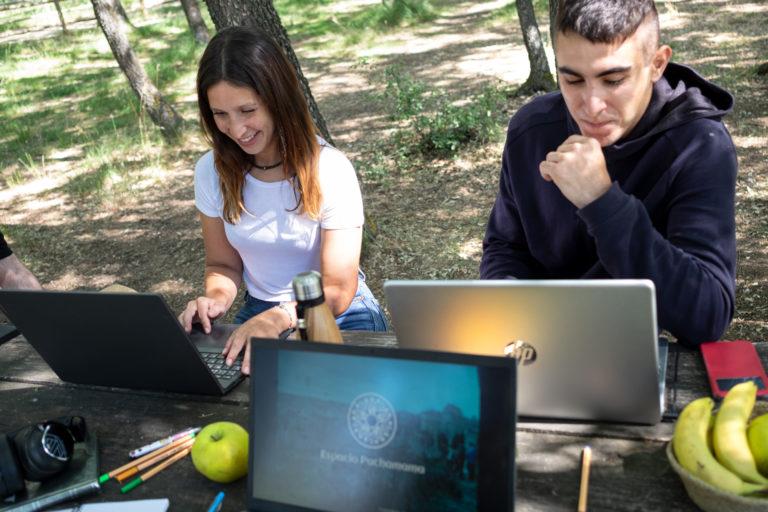 networking formación en el campo