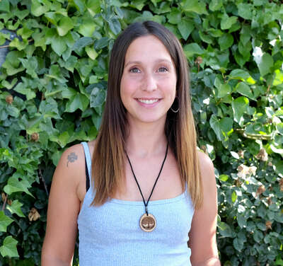 Project Manager Rocío